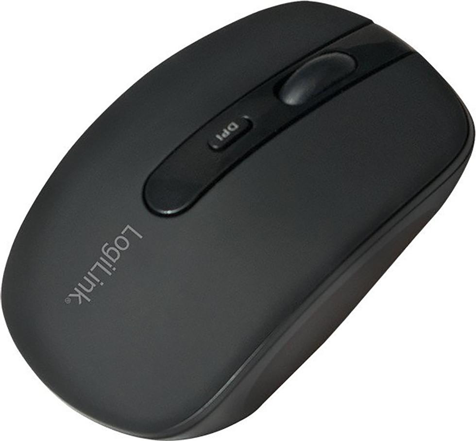 Mouse LogiLink 3D Bluetooth Optical (ID0078A)