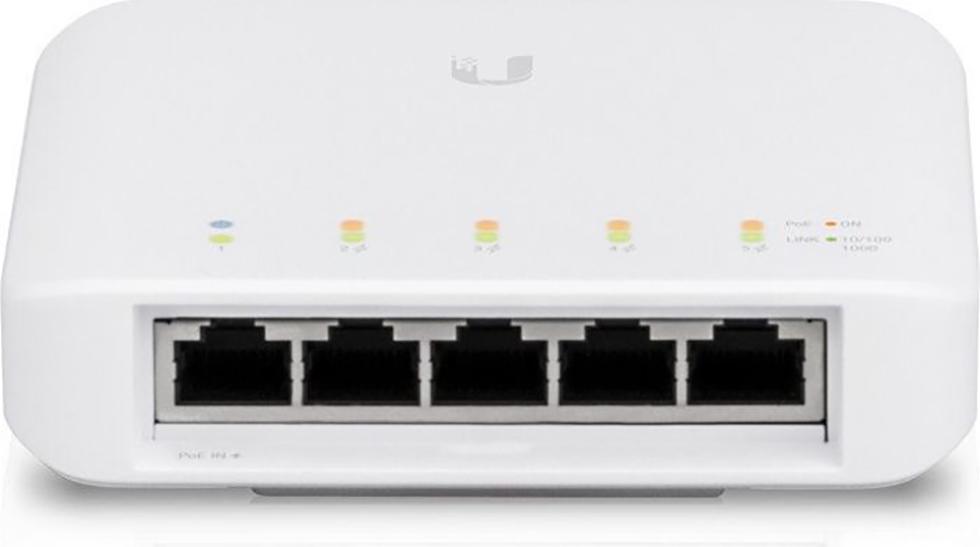 UbiQuiti UniFi Switch 4-port 10/100/1000 USW-Flex