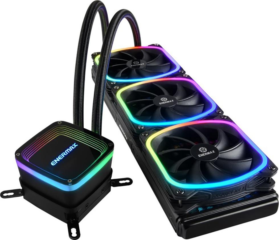 Cooler Enermax Aquafusion ELC-AQF360-SQA Wasserkühlung