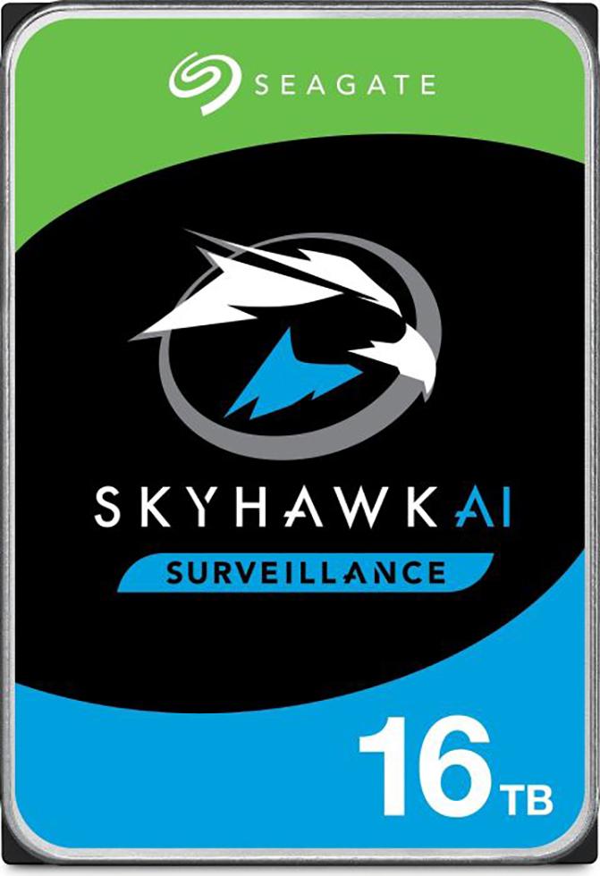 HDD Seagate SkyHawk AI ST16000VE000 16TB Sata III 256MB (D)