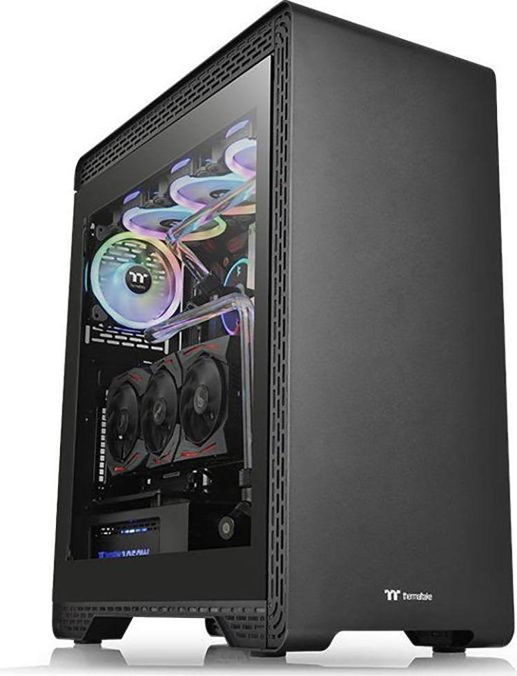 PC- Gehäuse Thermaltake S500 TG schwarz
