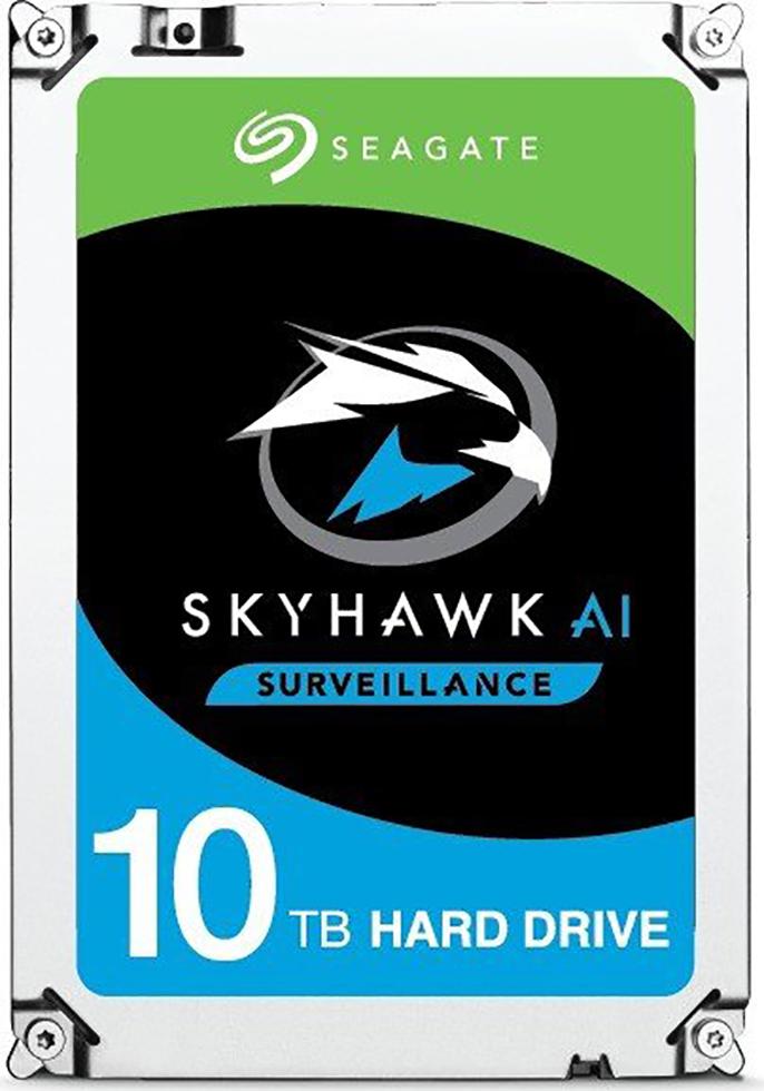 HDD Seagate SkyHawk AI ST10000VE0008 10TB Sata III 256MB (D)