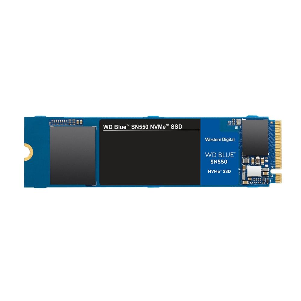 SSD WD Blue 500GB SN550 NVME M.2 PCI Express Gen3 x4 WDS500G2B0C