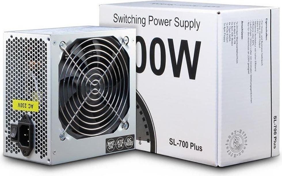 PC- Netzteil Inter-Tech SL-700 Plus