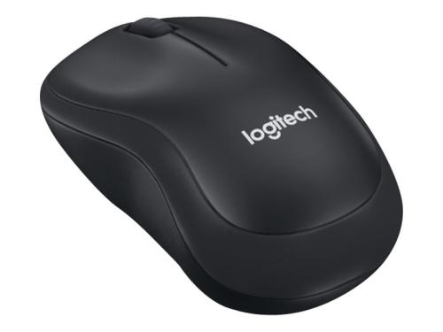 Mouse Logitech B220 Silent schwarz (910-004881)