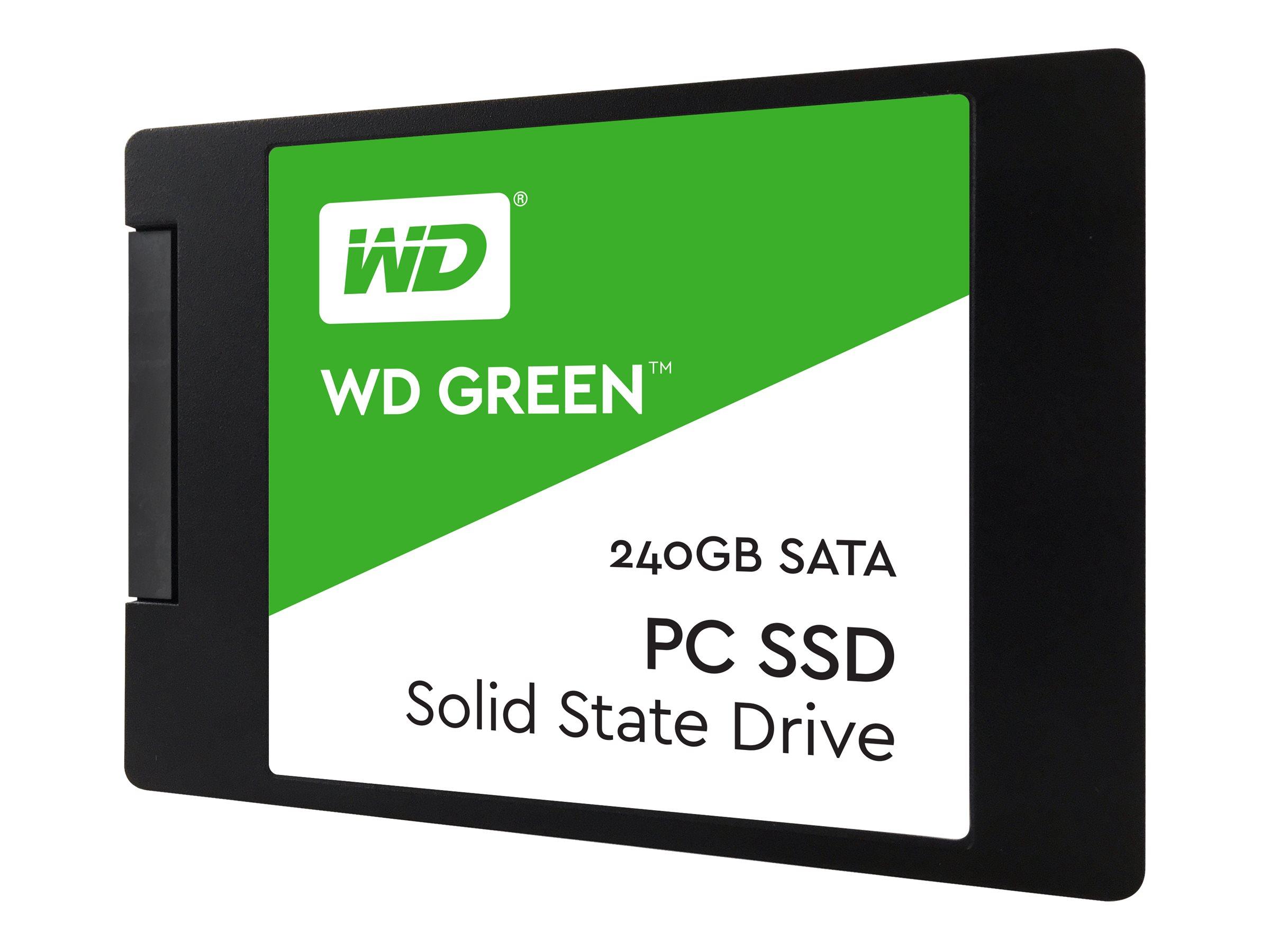SSD WD Green 240GB Sata3  2,5 Zoll WDS240G2G0A