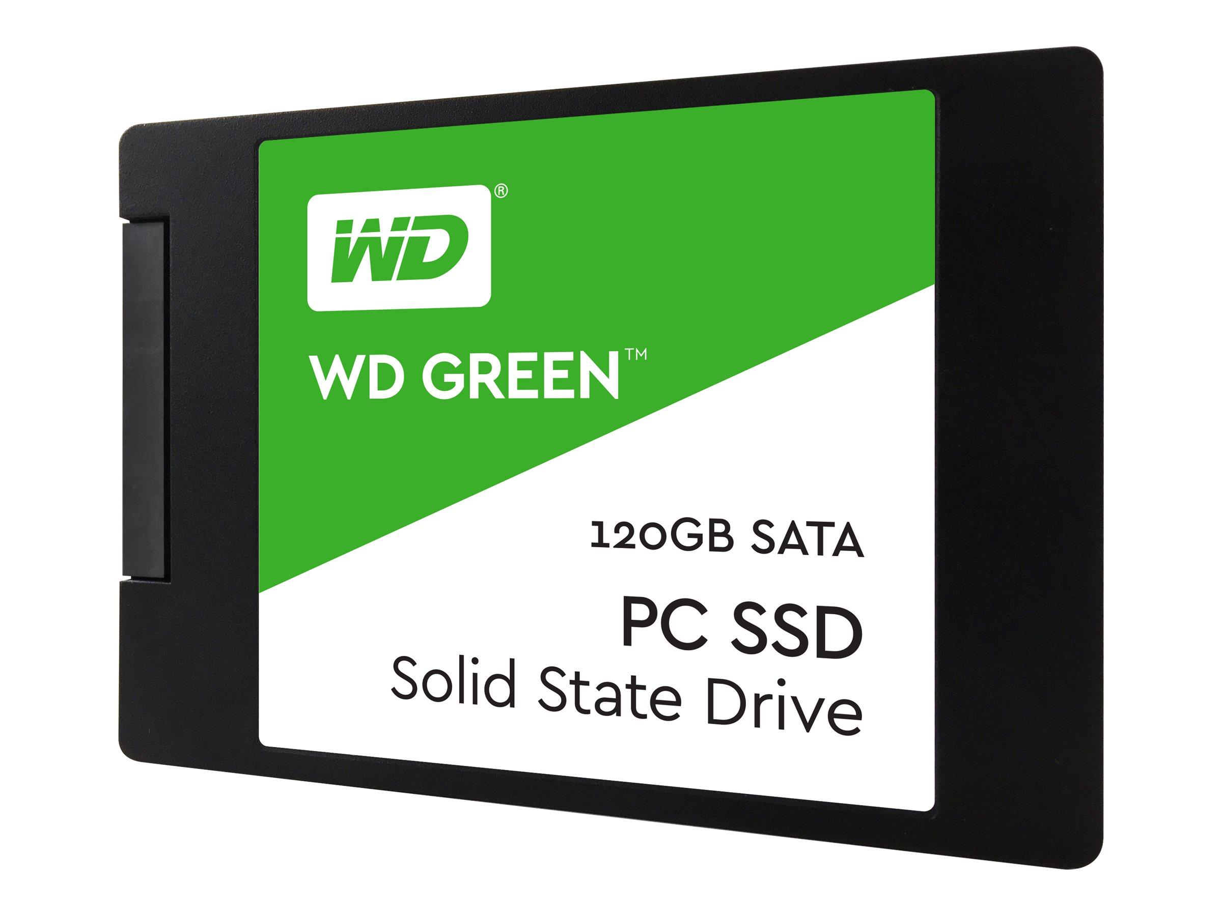 SSD WD Green 120GB Sata3  2,5 Zoll WDS120G2G0A