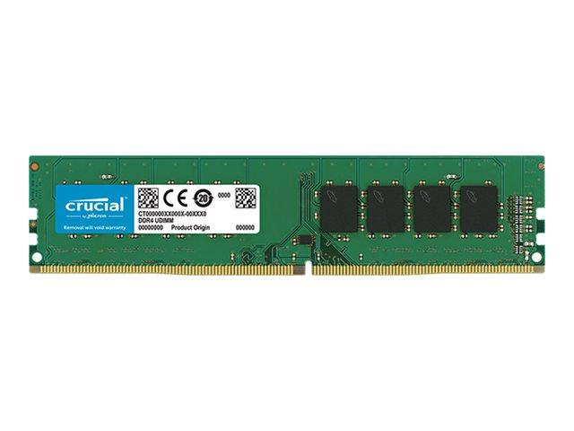 DDR4 16GB PC 2666 Crucial CT16G4DFD8266 1x16GB                                                                                                        DDR4 16GB PC 2400 Crucial CT16G4DFD824A 1x16GB