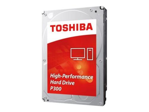 HDD Toshiba P300 HDWD110UZSVA 1TB/8,5/600/72 Sata III 64MB