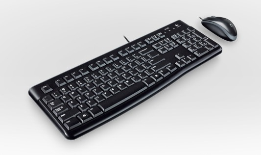Keyboard & Mouse Logitech MK120