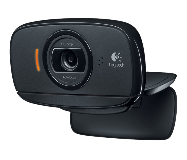Webcam Logitech HD C525 (960-001064)