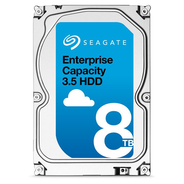 HDD Seagate Enterprise Capacity ST8000NM0055 8TB SATA 256MB