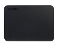 """HDD Extern Toshiba Canvio Basics  2,5"""" 500GB (HDTB405EK3AA) External Hard Drive USB 3.0 schwarz"""