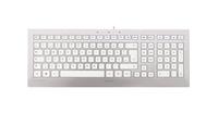 Keyboard Cherry Strait 3.0 silber (JK-0350DE)