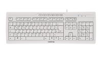 Keyboard Cherry eVolution STREAM 3.0 US grau (G85-23200EU-0)