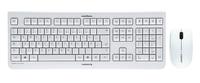 Keyboard & Mouse Cherry DW3000 grau (JD-0710DE-0)