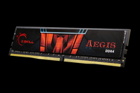 DDR4 8GB PC 3000 G.Skill Aegis F4-3000C16S-8GISB