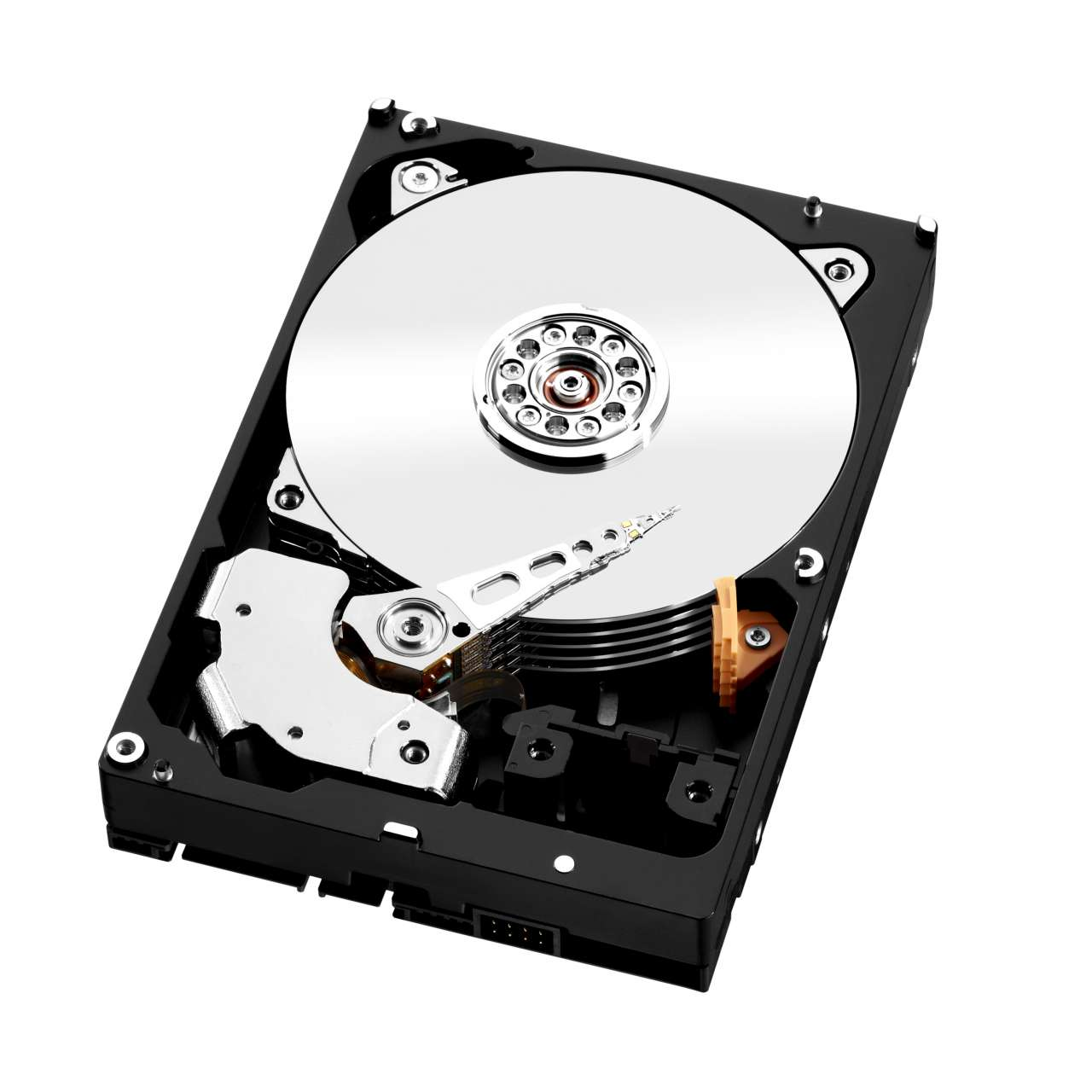 HDD WD Red Pro WD2002FFSX 2TB/8,9/600/72 Sata III 64MB